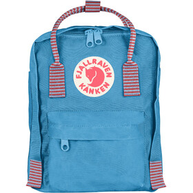 Fjällräven Kånken Backpack Mini air blue-striped
